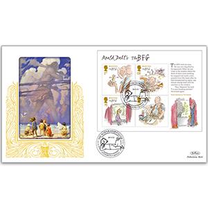 2012 Roald Dahl M/S GOLD 500
