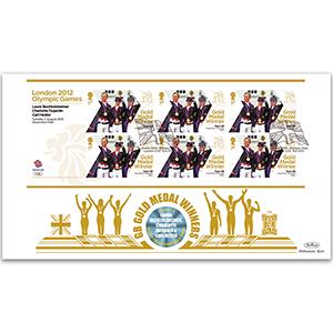 2012 Gold Medal Winners M/S GOLD 500 - Bechtolsheimer/Dujardin/Hester - Equestrian Dressage Team