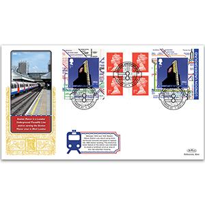 2013 London Underground Retail Booklet GOLD 500