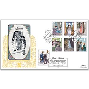 2013 Jane Austen GOLD 500