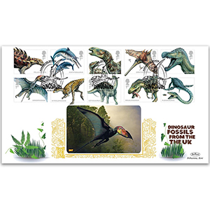 2013 Dinosaurs Stamps GOLD 500