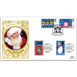 2013 Christmas Childrens Competition Stamps GOLD 500