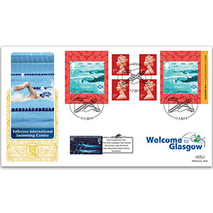 2014 Commonwealth Games Retail Booklet GOLD 500