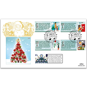 2014 Christmas Generic Sheet GOLD 500