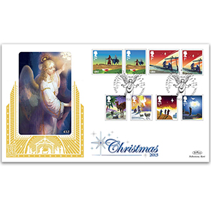 2015 Christmas Stamps GOLD 500