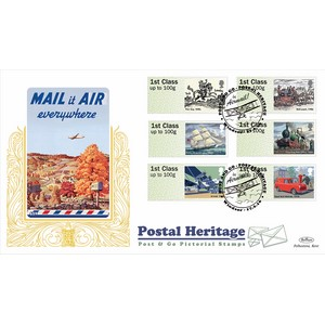 2016 Post & Go Royal Mail Heritage GOLD 500