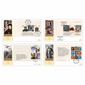 2016 Royal Mail 500 PSB GOLD 500 - Set of 4