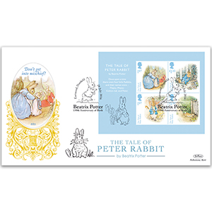 2016 Beatrix Potter M/S GOLD 500