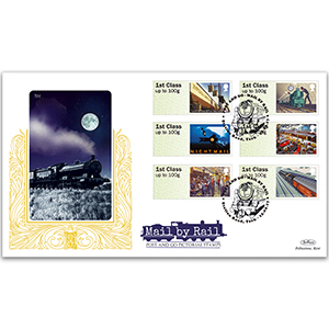 2017 Post & Go Mail by Rail GOLD 500