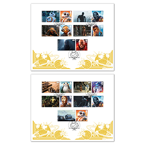 2017 Space Adventure Generic Sheet GOLD 500 Pair