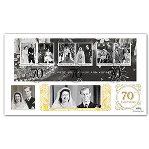 2017 Platinum Wedding M/S - Benham GOLD 500 Cover