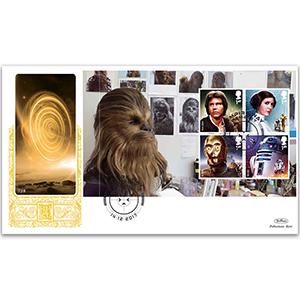 2017 Star Wars PSB GOLD 500 - Pane 2 (Han Solo)