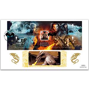 2018 Game Of Thrones M/S - Benham GOLD 500 Cover