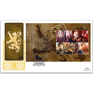 2018 Game of Thrones PSB GOLD 500 - (P2) 1st x 4 Olenna