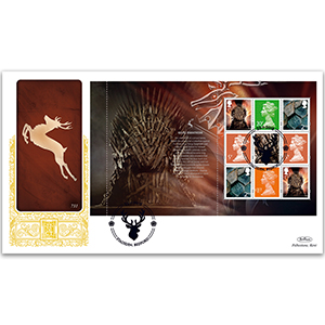 2018 Game of Thrones PSB GOLD 500 - (P4) Definitive Pane