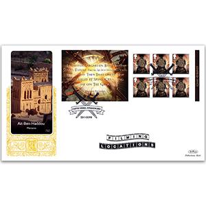2018 Game of Thrones Retail Booklet - Benham GOLD 500 Cover