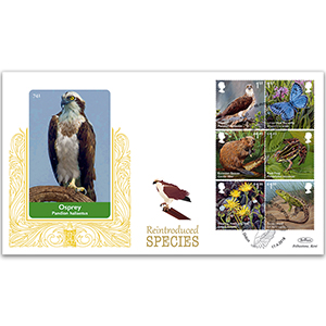 2018 Reintroduced Species GOLD 500