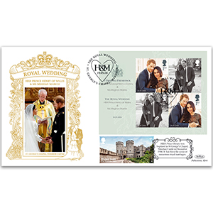 2018 Royal Wedding M/S GOLD 500