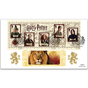 2018 Harry Potter M/S Gold 500