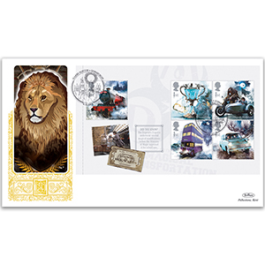 2018 Harry Potter PSB Gold 500 Cover 2 - (P2) 5 x 1st Hogwarts Express
