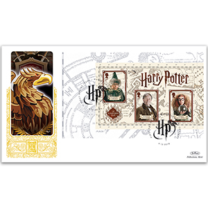 2018 Harry Potter PSB Gold 500 Cover 3 - (P4) 3 x1st Sprout