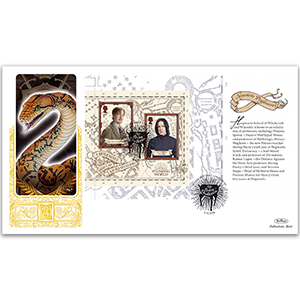 2018 Harry Potter PSB Gold 500 Cover 4 - (P5) 2 x 1st Lupin