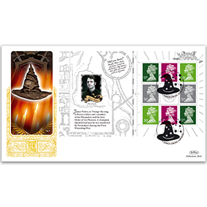 2018 Harry Potter PSB Gold 500 Cover 5 - (P3) Mixed Machin