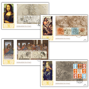 2019 Leonardo da Vinci PSB Gold 500 Set of 4
