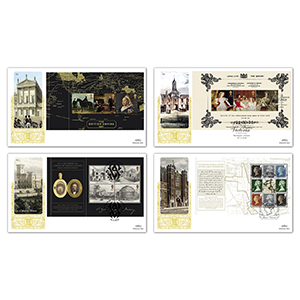 2019 Queen Victoria PSB Gold 500 Set of 4
