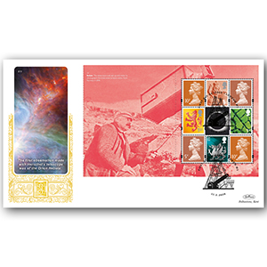 2020 Visions of the Universe PSB GOLD 500 - (P2) Regional Defins Pane