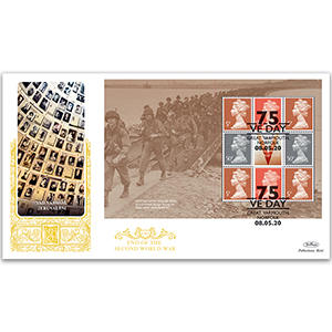 2020 End of WWII PSB GOLD 500 - (P2) Defin Pane