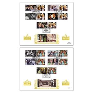 2020 Coronation Street Generic Sheet Gold Pair