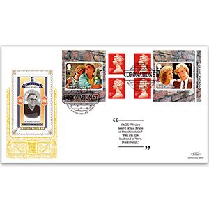 2020 Coronation Street Retail Booklet GOLD 500