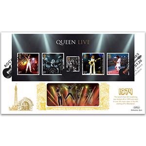 2020 Queen M/S Gold 500