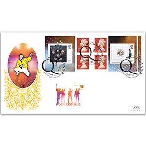 2020 Queen Retail Booklet Gold 500