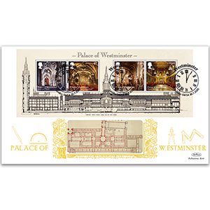 2020 Palace of Westminster M/S GOLD 500