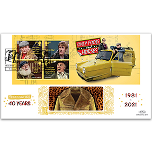 2021 Only Fools & Horses M/S GOLD 500
