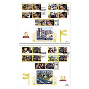 2021 Only Fools & Horses Generic Sheet GOLD 500 Pair
