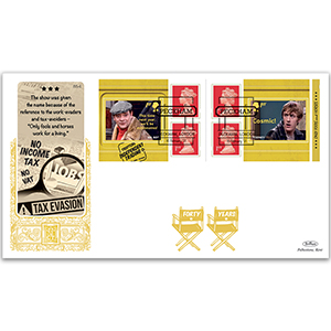 2021 Only Fools & Horses Retail Booklet GOLD 500