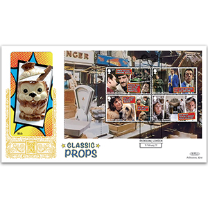 2021 Only Fools & Horses PSB GOLD 500 - (P1) 4 x 1st pane