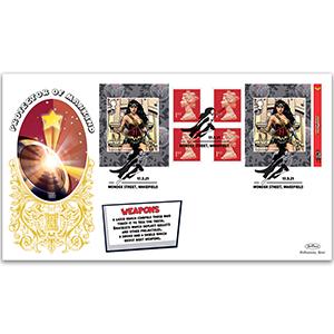 2021 DC Collection Wonder Woman Retail Bklt GOLD 500