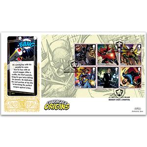 2021 DC Collection PSB GOLD 500 - (P1) 1st x 6 Batman
