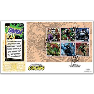 2021 DC Collection PSB GOLD 500 - (P2) 1st x 6 Joker