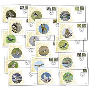 17 Guernsey Bird Covers