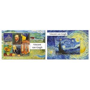 PSM1391 & 92 Vincent Van Gogh