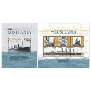 R.M.S. Lusitania (PSM1437-8)