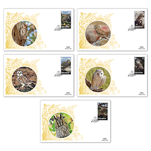 Gibraltar Owl Bird Covers