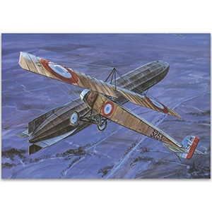 Morane-Saulnier L - Aircraft of WWI Postcard
