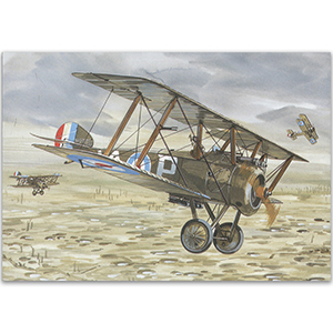 Sopwith Camel - Aircraft of WWI Postcard