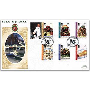 2001 Isle of Man - Tastes Of the Isle Of Man